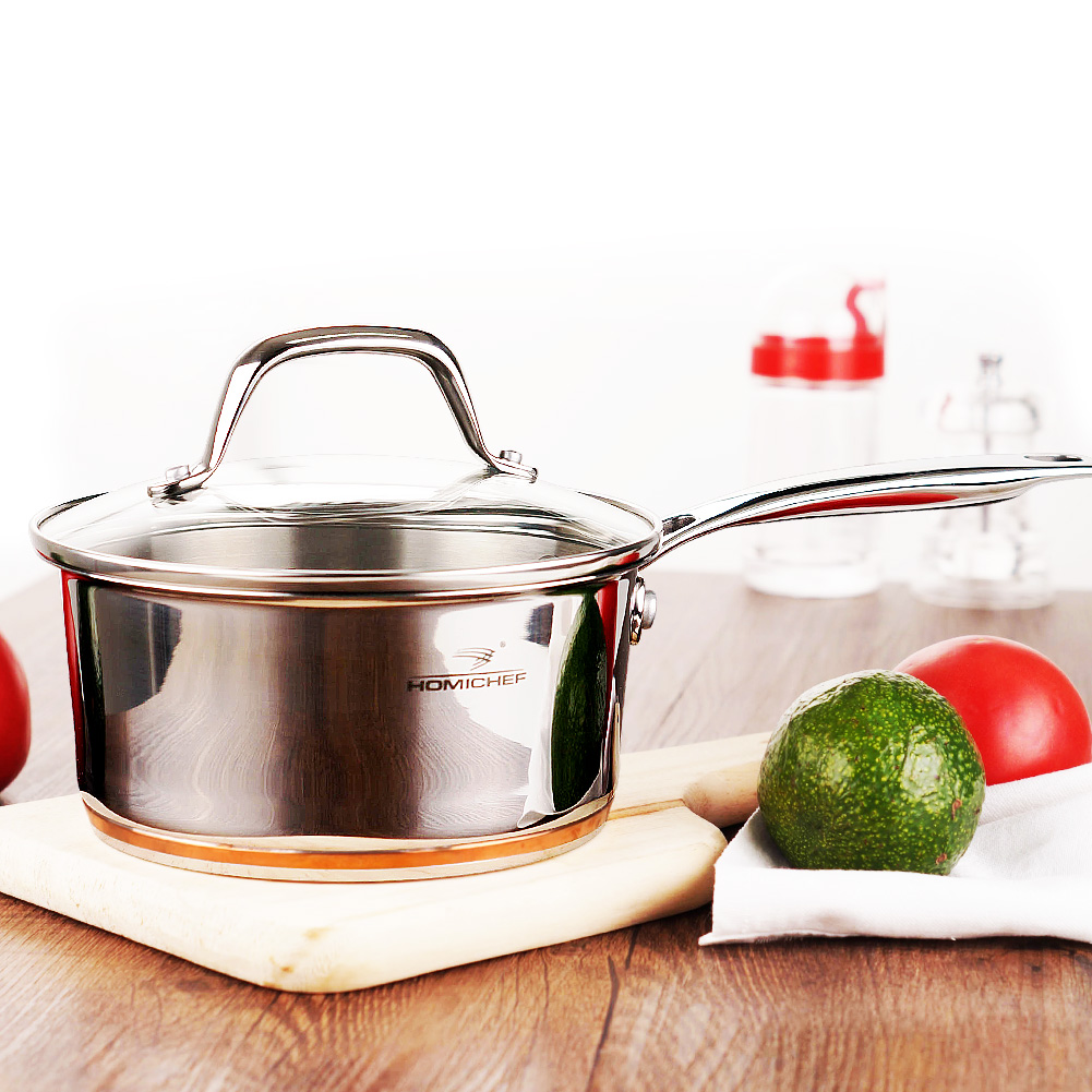 Homi Chef Ecological Stainless Steel Cookware Homichef